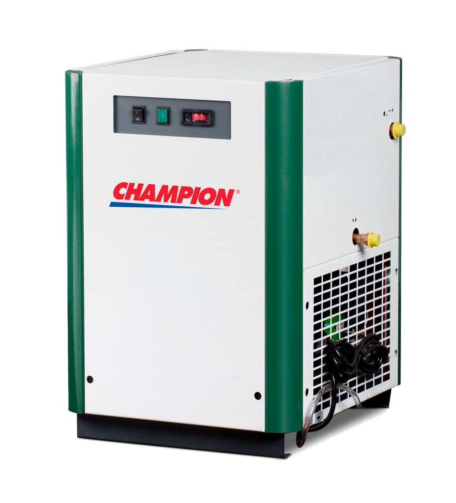 CRN25 Refrigerated Air Dryers are engineered to benefit you today & tomorrow from the tradition of durability that is Champion.